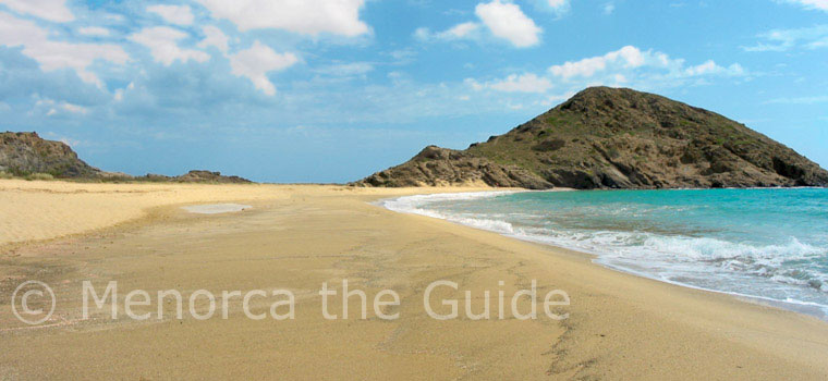 Menorca beaches  The guide to the best beaches on Menorca
