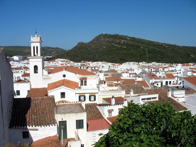 Menorca inland towns and villages