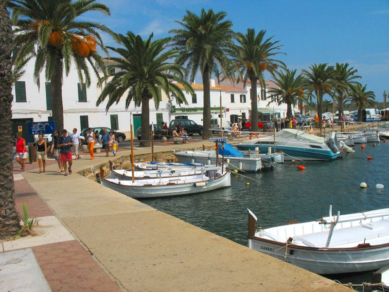 Menorca The Guide To The North And West Coast Resorts And Beaches