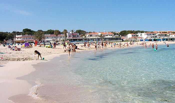 Menorca beaches. The guide to the best beaches on Menorca with ...